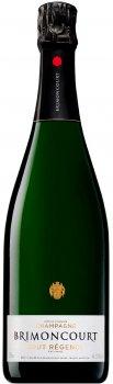 Шампанське Champagne Brimoncourt Brut Regence біле брют 0.75 л 12.5% (3760169960009)