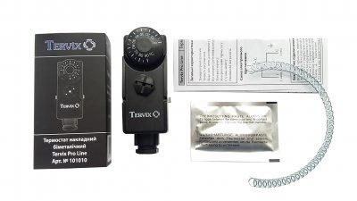 Термостат накладної Tervix Pro Line