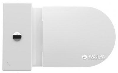 Унитаз-компакт LAUFEN Pro H8259520000001 с бачком H8299520007781 + сиденье Slim Soft Close H8989660000001