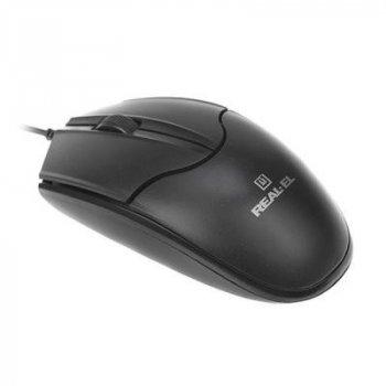 Мишко REAL-EL RM-410 Silent Black