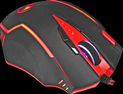 Мышь Redragon Samsara 2 RGB IR USB Black (77375)