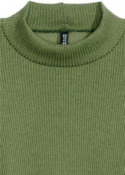 Гольф H&M 12-4211554 Зеленый