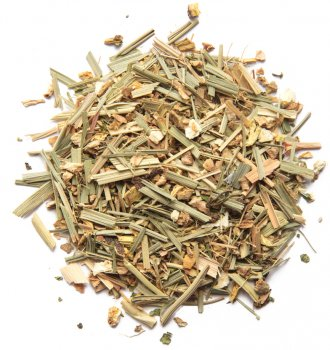 Чай травяной пакетированный Wital Organic Ginger Lemongrass 17 x 2.5 г (4260498286423)