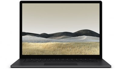 "Ноутбук Microsoft Surface Laptop 3 - 15"" i7/1000/32 (QVQ-00001) Black Metal"
