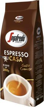 Кофе в зернах Segafredo Espresso Casa 1 кг (109) (8003410311089)