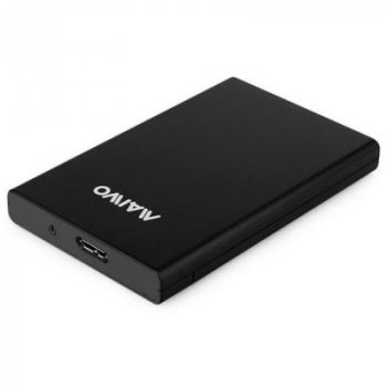 "Карман внешний Maiwo 2.5"" SATA/SSD HDD to USB 3.0 (K2568 black)"
