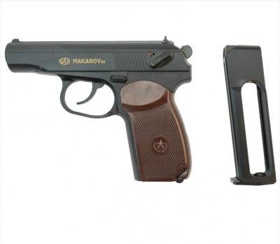 Пістолет пневматичний SAS Makarov SE кал. 4.5 мм. 23702862
