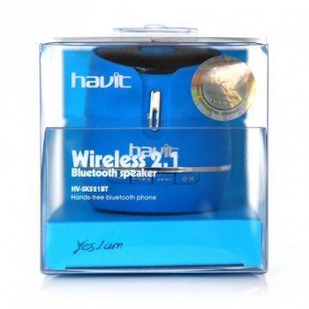Портативна колонка Havit HV-SK521 blue