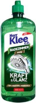 Рідина для миття ванни Klee Badezimmer Essig 1 л (4260353550553)