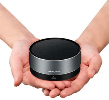 Портативная Bluetooth колонка SENDEM Metal Box (SGBSEMB001)