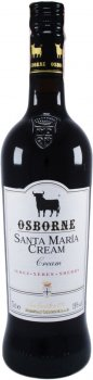 Херес Osborne Santa Maria Cream червоне кріплене 0.75 л 19% (8410337012034)