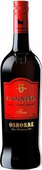 Херес Osborne Fino Quinta сухе 0.75 л 15% (8410337008037)