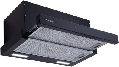 Вытяжка MINOLA HTLS 6935 BL 1300 LED