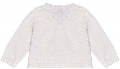 Кардиган s.Oliver so03200034 Білий (до 98 см)