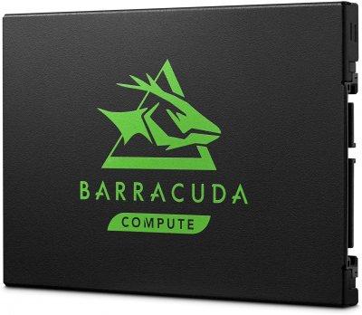 """Seagate Barracuda SSD 500GB 2.5"""" SATAIII 3D TLC (ZA500CM1A003)"""