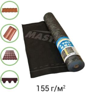 Мембрана супердифузійна MASTERMAX 3 Top 155 г/м² 50х1.5 м (IG9089157977)
