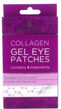 Патчі під очі Skin Academy Collagen гелеві 4 пари (5031413912166)