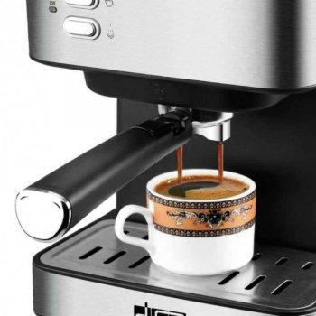 Кофемашина DSP Espresso Coffee Maker KA3028 полуавтомат с капучинатором кофеварка 1232