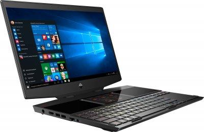 Ноутбук HP Omen X 2S 15-dg0002ur (7BV20EA) Shadow Black