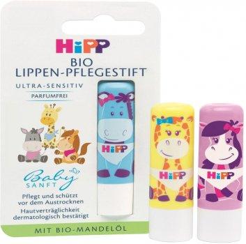 Детская гигиеническая помада HiPP Babysanft 4.8 г (40623955/42240976)