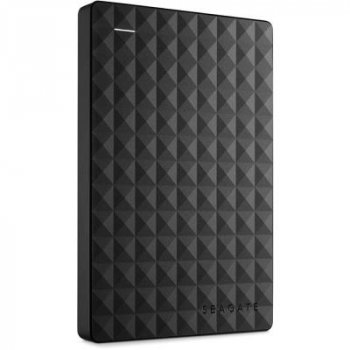 "Жорсткий диск 500ГБ Seagate 2.5"" USB 3.0 чорний (STEA500400) New"