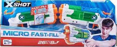 Набор водных бластеров Zuru X-Shot Fast Fill Small (56244) (193052012357)