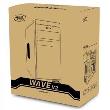 Корпус Deepcool WAVE V2
