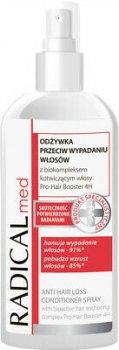 Кондиционер против выпадения волос Farmona Radical Med 200 мл (5902082210191)