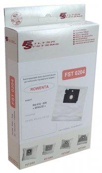Багаторазовий мішок Filter Systems FST 0204 для пилососів Rowеntа серії SPACIO