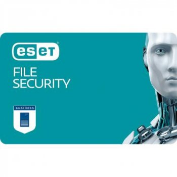Антивирус ESET File Security 5 ПК лицензия на 3year Business (EFS_5_3_B)
