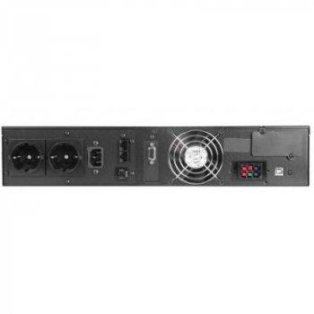Джерело безперебійного живлення Powercom MRT-2000 (MRT-2000 Schuko)
