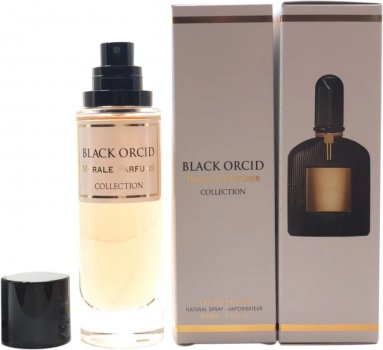 Парфюмированная вода унисекс Мораль Парфюм Black Orchid версия Tom Ford Black Orchid 30 мл (3737585700588)