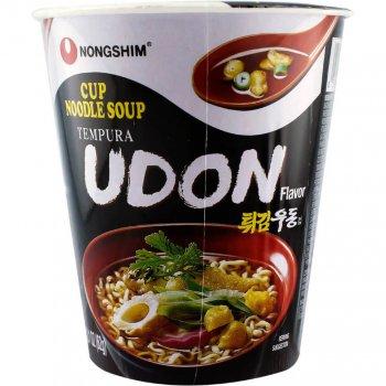 Суп рамен Темпура Удон в склянці Nongshim 62рр.