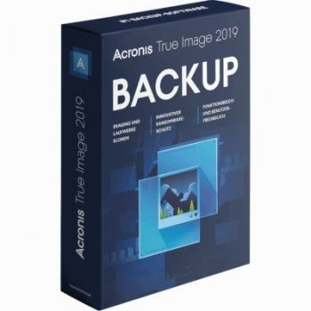Acronis True Image Premium Subscription 5 Computers + 1 TB Acronis Cloud Storage - 1 year subscription