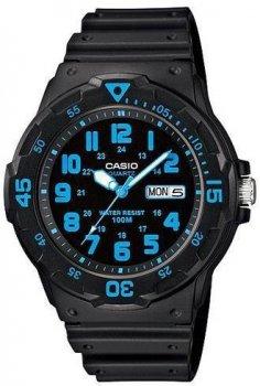 Наручний чоловічий годинник Casio MRW-200H-2BVEF
