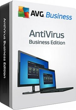 Антивірус AVG Antivirus Business Edition 20-49 ПК на 2 роки (електронна ліцензія) (AVG-ABE-(20-49)-2Y)