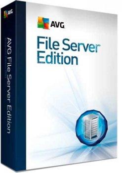 Антивірус AVG File Server 5-19 ПК на 1 рік (електронна ліцензія) (AVG-FS-(5-19)-1Y)