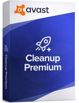 Антивірус Avast Cleanup Premium 1 ПК на 2 роки (електронна ліцензія) (AVAST-CP-1-2Y)