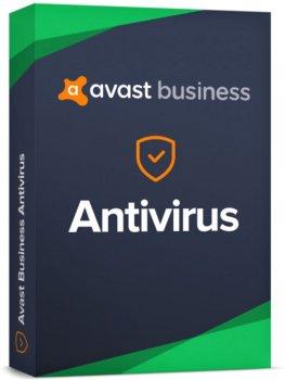 Антивірус Avast Business Antivirus 20-49 ПК на 3 роки (електронна ліцензія) (AVAST-BA-(20-49)-3Y)
