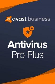 Антивірус Avast Business Antivirus Pro Plus 1-4 ПК на 2 роки (електронна ліцензія) (AVAST-BAPP-(1-4)-2Y)