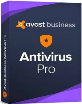 Антивірус Avast Business Antivirus Pro 20-49 ПК на 1 рік (електронна ліцензія) (AVAST-BAP-(20-49)-1Y)