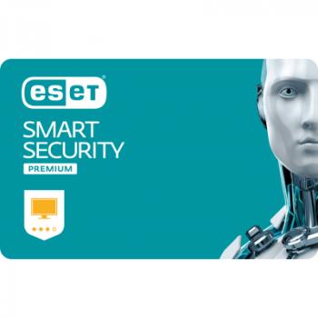 Антивірус ESET Smart Security Premium для 1 ПК, ліцензія на 1year (53_1_1)