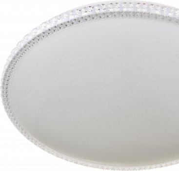 Світильник настінно-стельовий Brille W-618/98W RM WW+CW+NW (26-545)