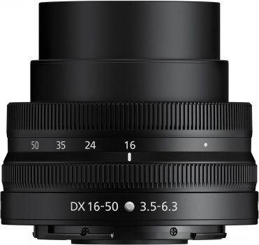Nikon Nikkor Z DX 16-50 mm f/3.5-6.3 VR (JMA706DA) Офіційна гарантія!