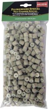 Патчі для чищення Klever Ballistol повстяний спеціальний 6.5 мм 300 шт/уп (23199)