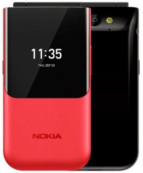 Мобільний телефон Nokia 2720 Flip Red