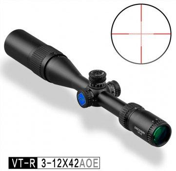 Приціл оптичний Discovery VT-R 3-12X42 AOE