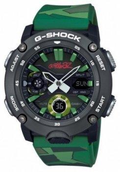 Чоловічі годинники Casio GA-2000GZ-3AER