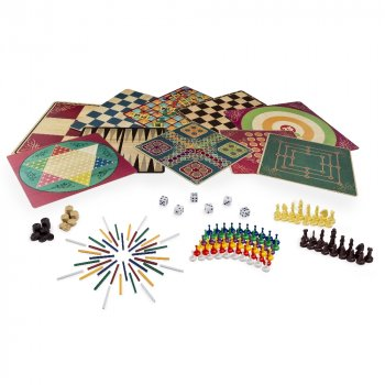 Настільні ігри Spin Master Набір «101 гра» (SM98377/6033154)