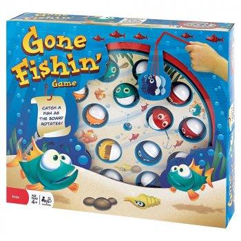 Настільні ігри Spin Master Настільна гра Весела рибалка (SM98269/6033312)
